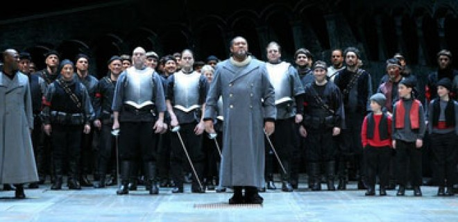 Count di Luna in ll trovatore by Verdi (© Alabastro Photography)