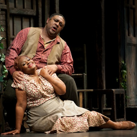 Porgy in Porgy and Bess by Gershwin (© Elise Bakketun)