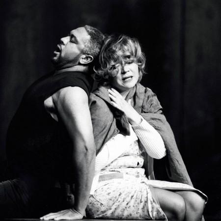 Michele in Il tabarro by Puccini (© Theatermuseum Düsseldorf)
