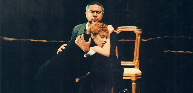 Enrico in Lucia di Lammermoor by Donizetti (© Eduard Straub)