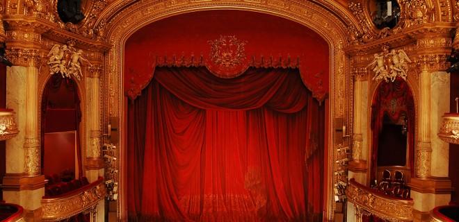 Royal Swedish Opera in Stockholm by Kert