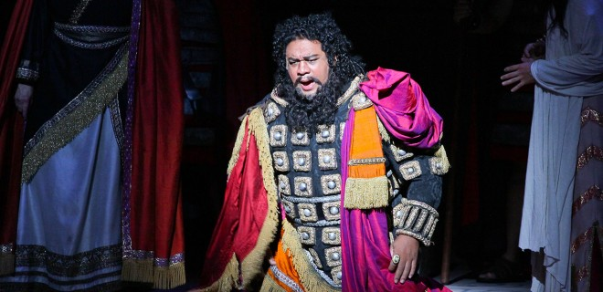 Nabucco by Verdi (© Jon Silla)